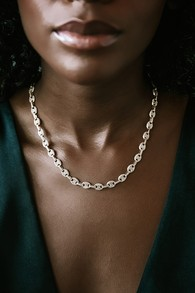 Mariner 14KT Gold Chain Necklace