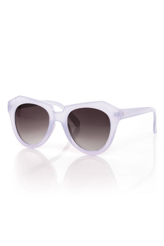 Rock Candy Purple Pastel Sunglasses