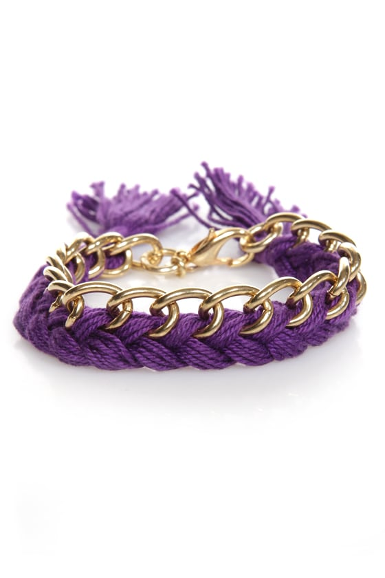 Braiders of the Lost Spark Friendship Bracelet at Lulus.com!