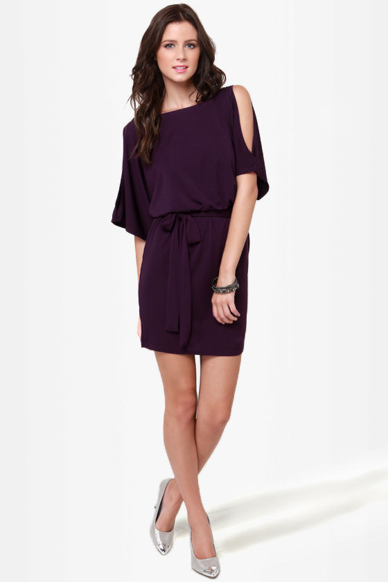What a Looker Cutout Dress at Lulus.com!