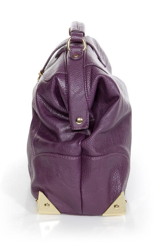 In Hot Purse-uit Purple Purse at Lulus.com!