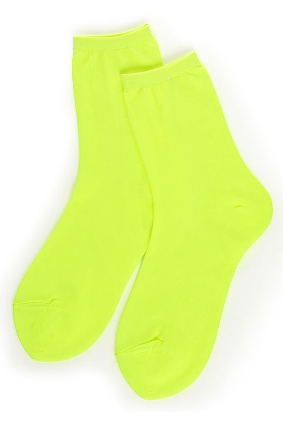 Tabbisocks City Light Ankle Socks at Lulus.com!