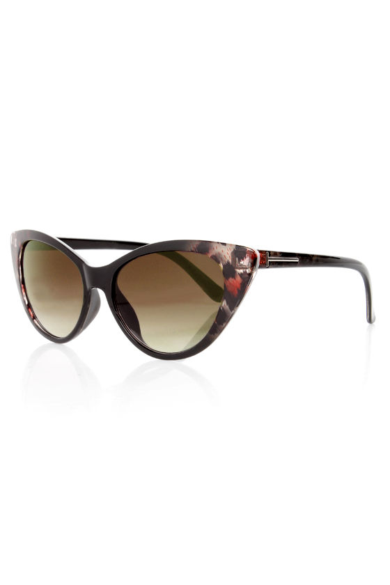 Catcalls Cat-Eye Sunglasses at Lulus.com!