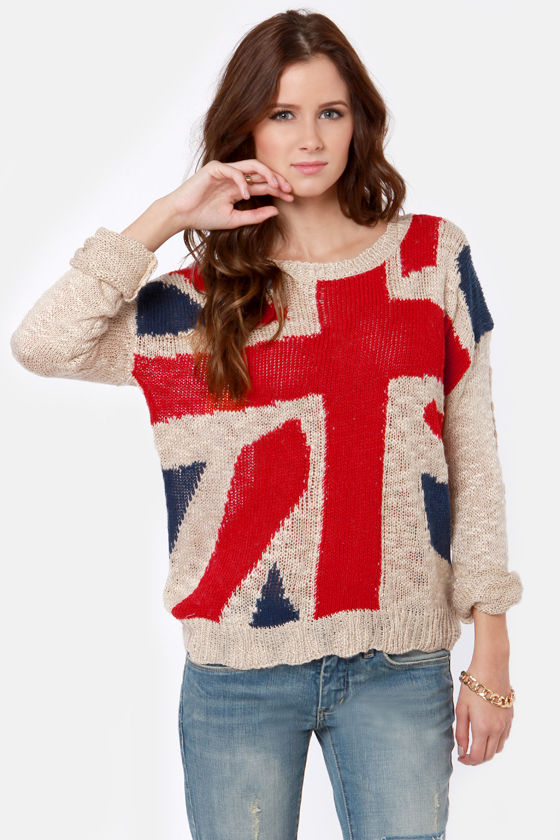 State of the Union Jack Sweater at Lulus.com!