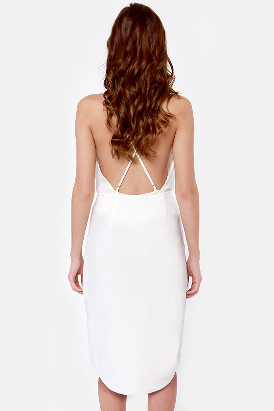 Lily of the Valley Ivory Skirt at Lulus.com!