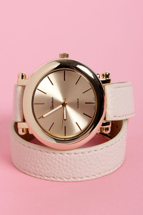 Oh Snap! on the Wrist Wraparound Ivory Watch at Lulus.com!