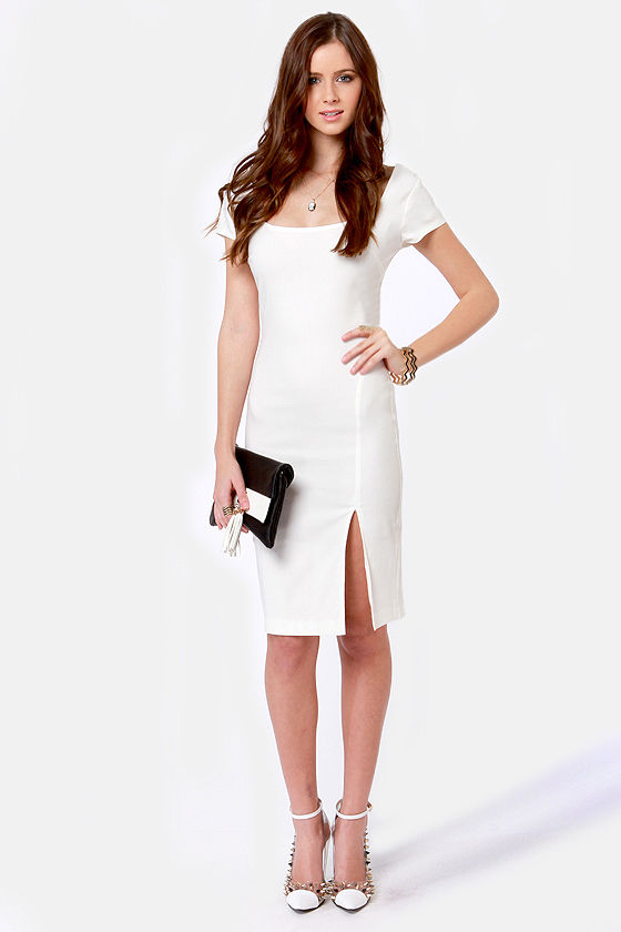 White Body Dresses