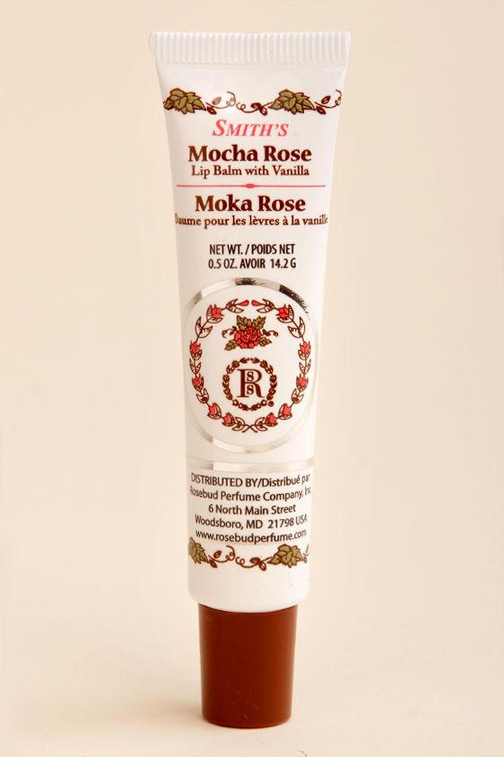Smith's Mocha Rose Lip Balm Tube at Lulus.com!