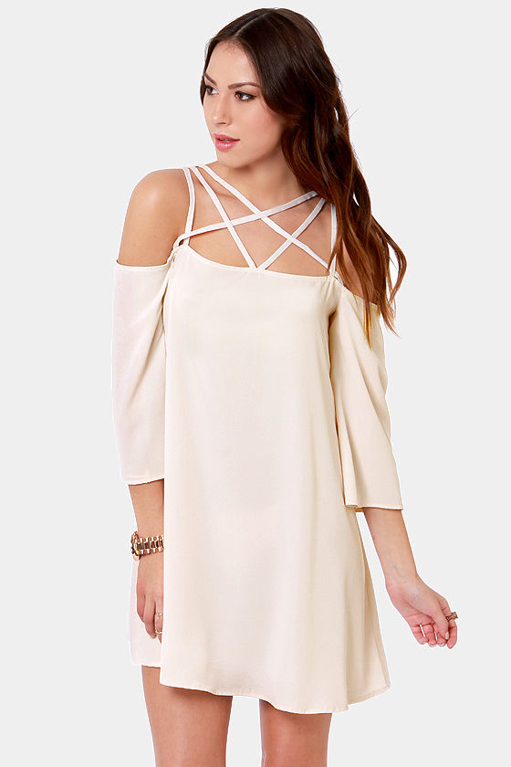 Dresses for Wide Arms