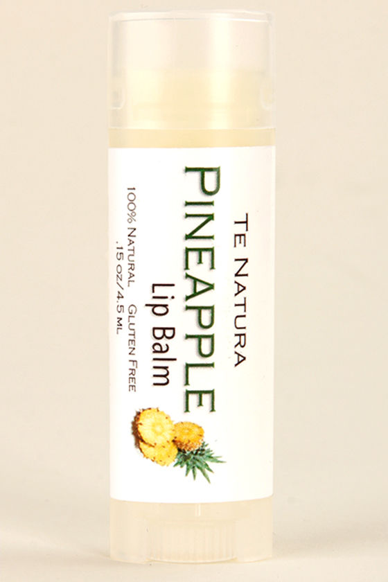 Te Natura Pineapple Lip Balm at Lulus.com!