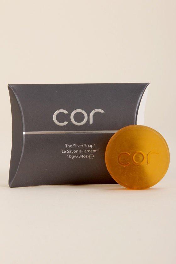 Cor Silver Soap 10g at Lulus.com!