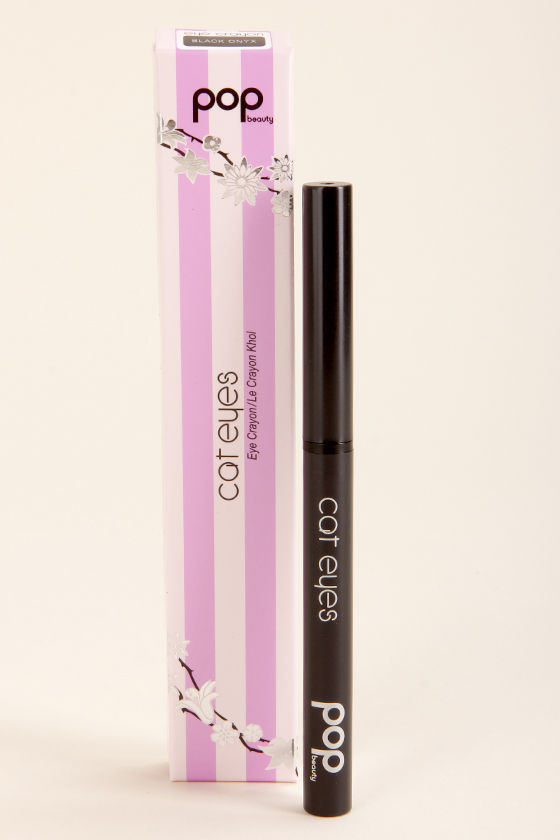 Pop Beauty Cat Eyes No.1 Black Onyx Eye Liner at Lulus.com!