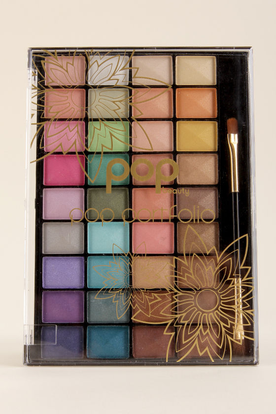 Pop Beauty Pop Portfolio Sunshine Pop Eye Shadow Kit at Lulus.com!