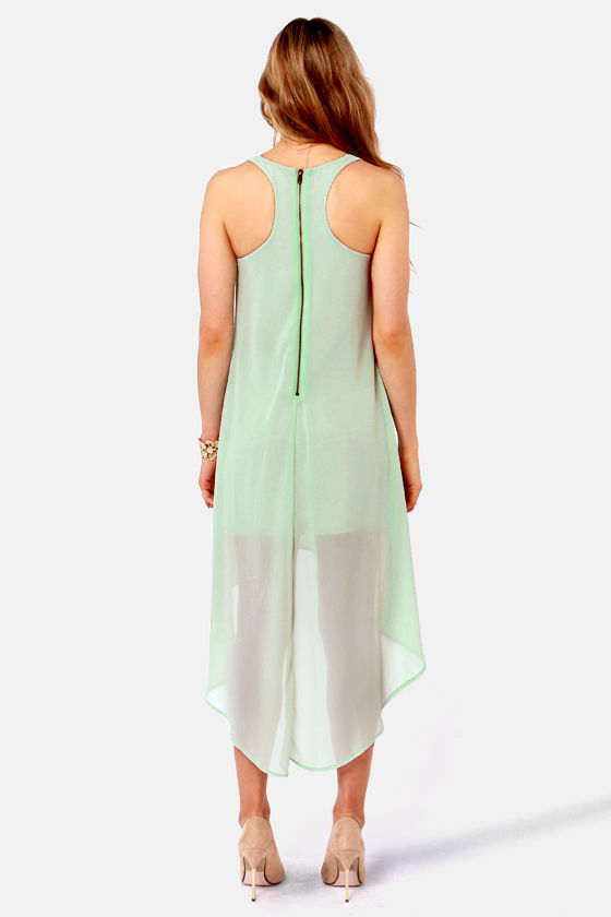 Lucca Couture Haven Mint Blue Dress at Lulus.com!