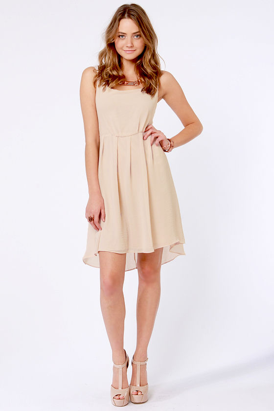 Splendid Friend Blush Dress at Lulus.com!
