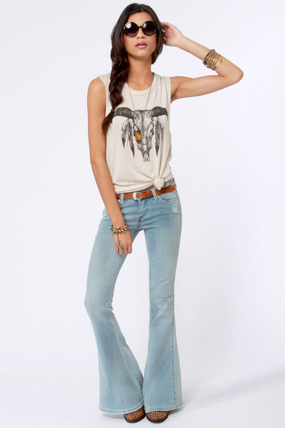 Blank Nyc The Belle And Whistle Jeans Distressed Jeans