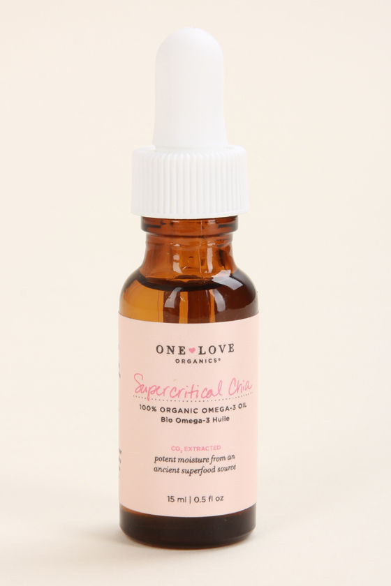 One Love Organics Supercritical Chia Oil 0.5 oz at Lulus.com!