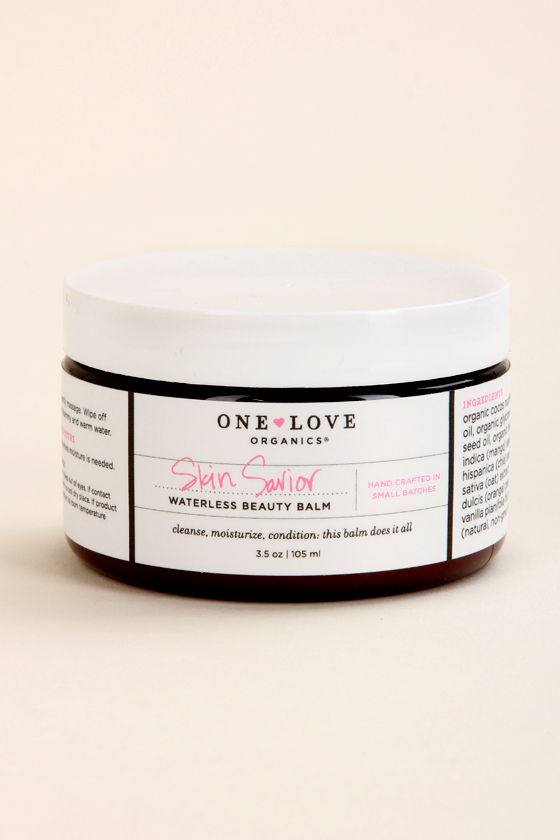 One Love Organics Skin Savior Waterless Beauty Balm 3.5 oz at Lulus.com!
