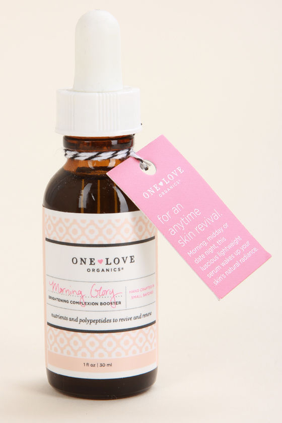 One Love Organics Morning Glory Complexion Booster 1 oz at Lulus.com!