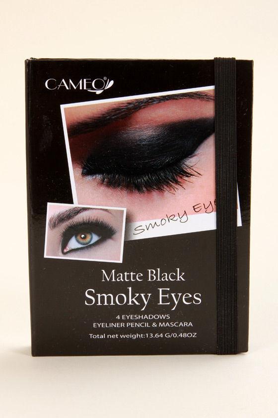 Cameo Matte Black Smoky Eyes Kit at Lulus.com!