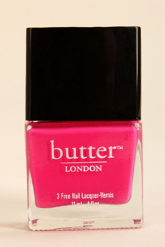 Butter London Primrose Hill Picnic Nail Lacquer - Pink Nail Lacquer ...