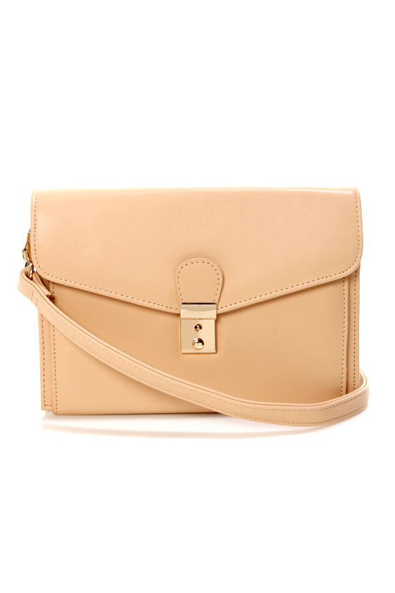 Chic Music Beige Purse by Urban Expressions at Lulus.com!