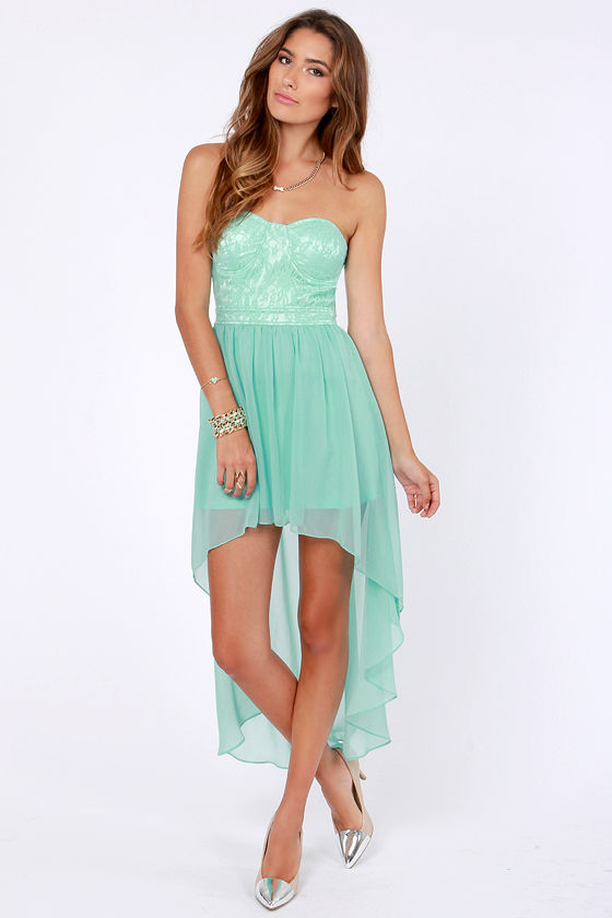 Pretty High Low Dresses