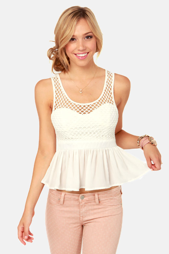 Shop for peplum tops at liveblog.ga Free Shipping. Free Returns. All the time.