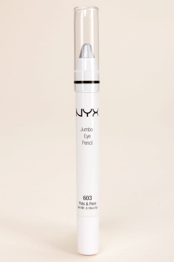 NYX Pots and Pans Silver Jumbo Eye Pencil at Lulus.com!