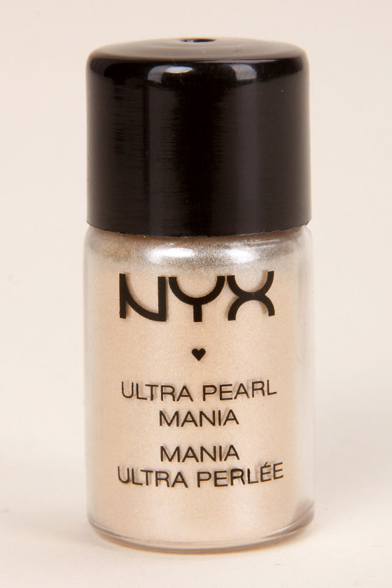 NYX Nude Loose Pearl Eye Shadow at Lulus.com!
