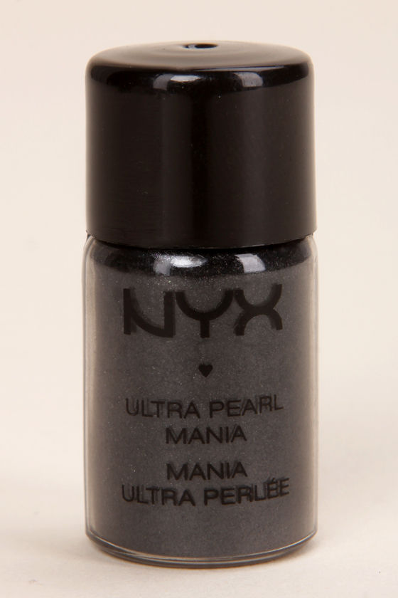 NYX Black Pearl Loose Pearl Eye Shadow at Lulus.com!
