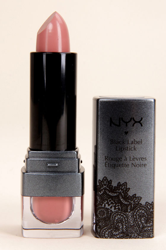 NYX Black Label Heiress Blush Pink Lipstick at Lulus.com!