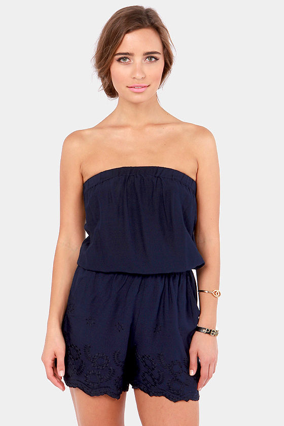 Shop eBay for great deals on Strapless Jumpsuits & Rompers for Women. You'll find new or used products in Strapless Jumpsuits & Rompers for Women on eBay. Free shipping on selected items.