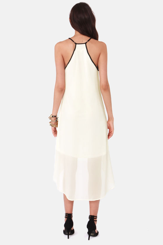 Live Long and Cross-per Cream Lace Dress at Lulus.com!