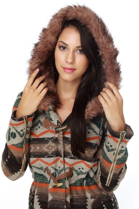 BB Dakota Bostwick Camel Jacket