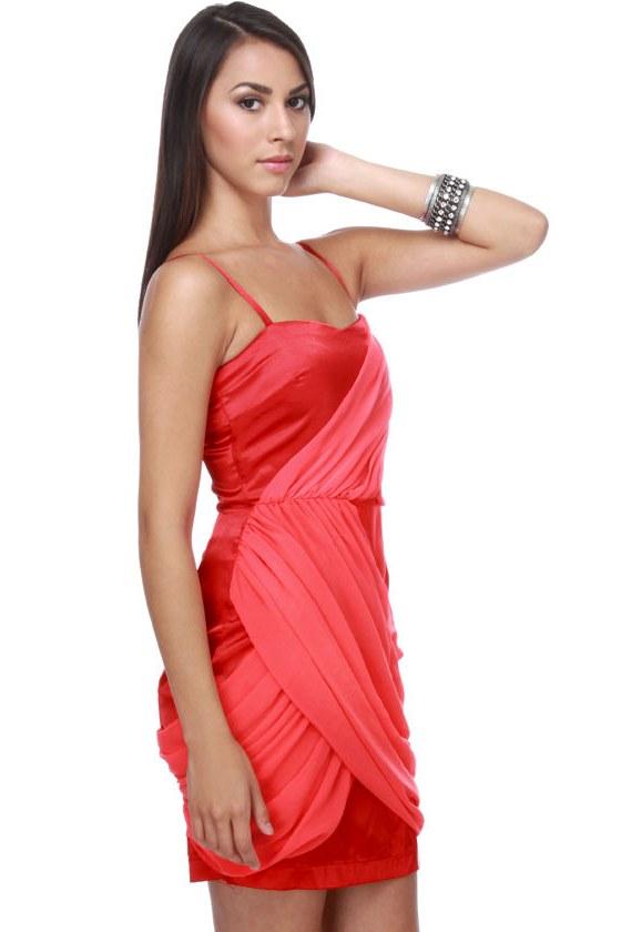 Cherry Cola Red Dress