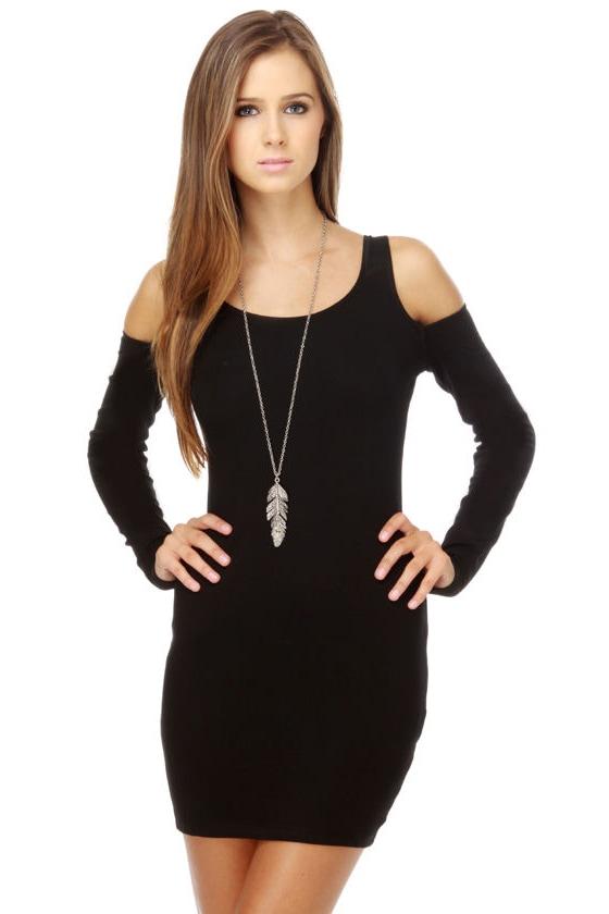 Blaque Label Killer Instincts Black Dress