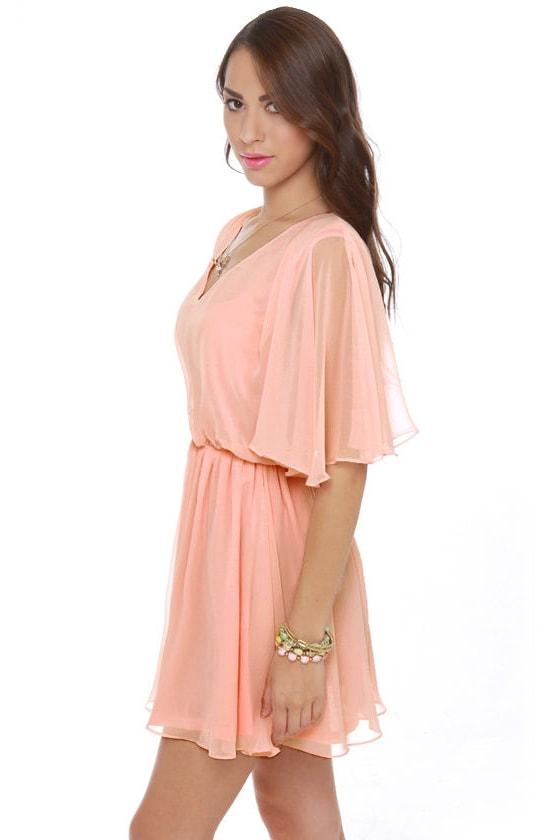 Blaque Label Lemonade Stand Pink Dress at Lulus.com!