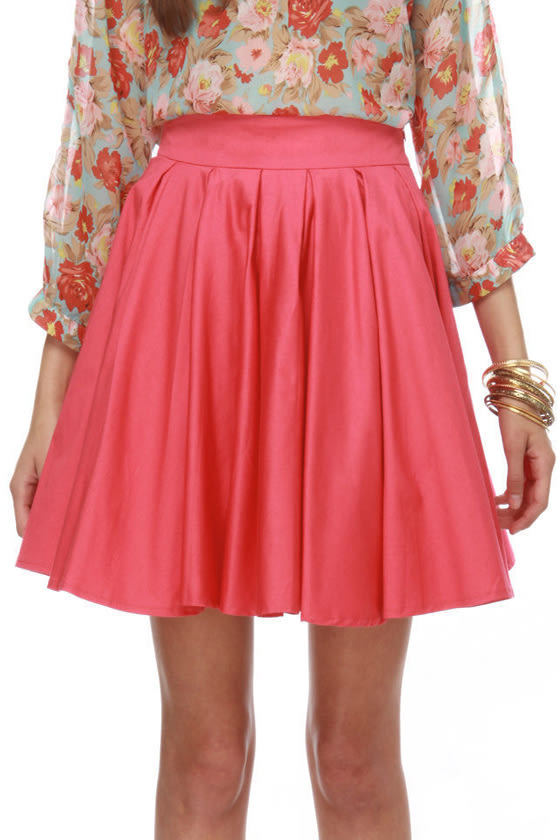 Blaque Label Curious Cupcake Fuchsia Mini Skirt