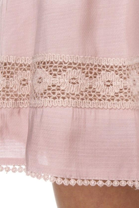 Attic Photographs Pink Dress