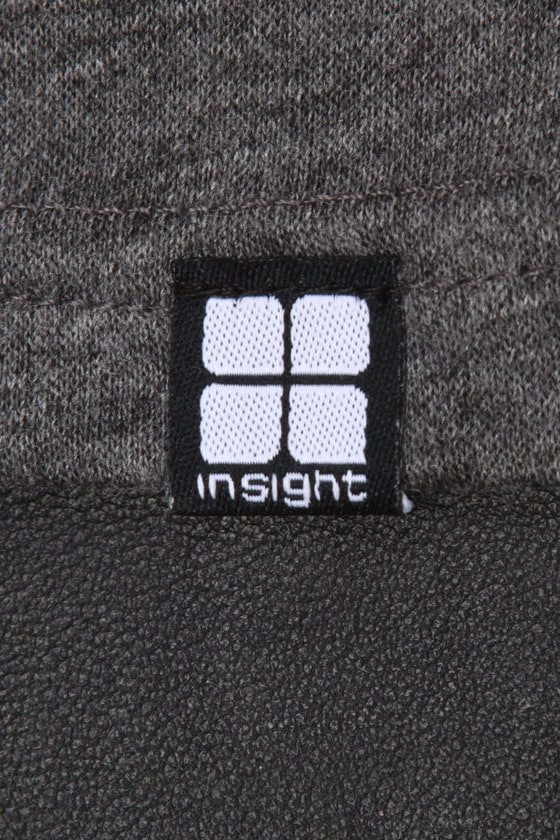 Insight Chakra Grey Tank Top