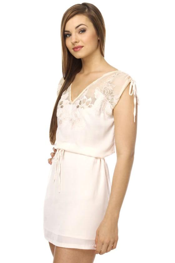 Fair Margaret Blush Pink Dress
