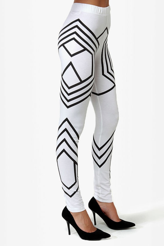 Circuits Act Ivory Leggings