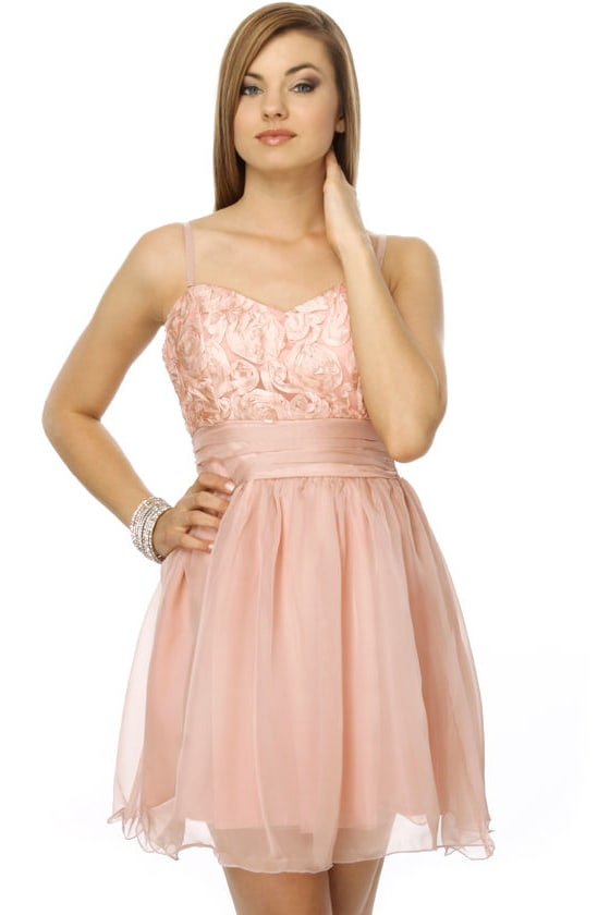 Country Ball Pink Dress