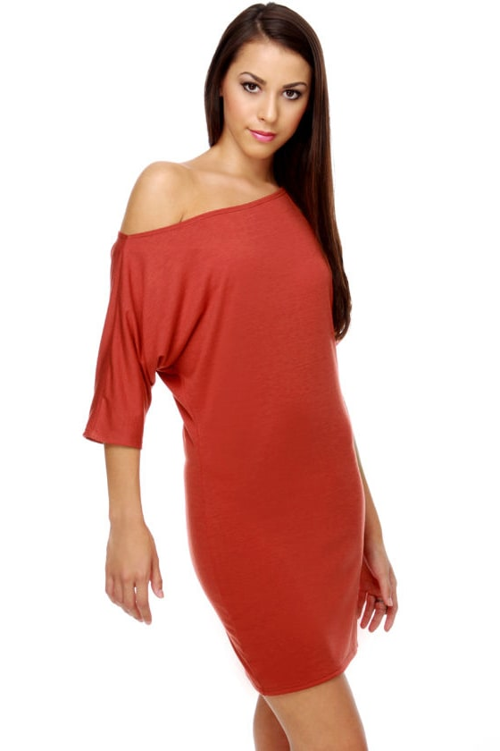 Lamixx off the shoulder black dress