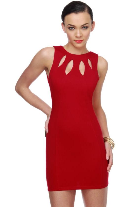Casa Mil� Red Dress