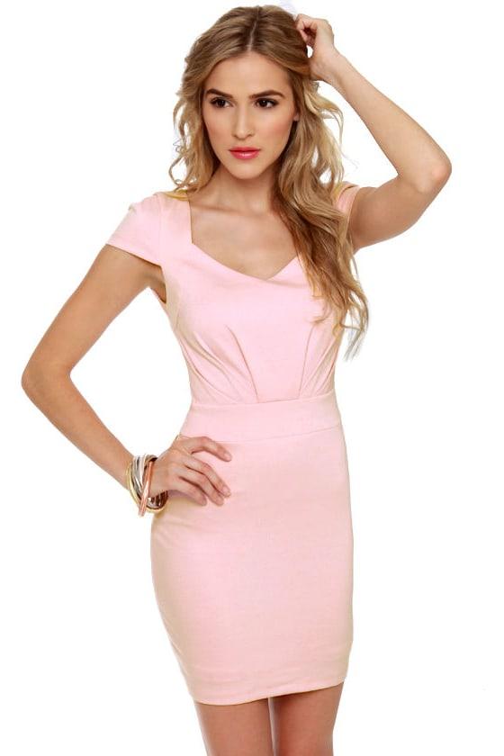 Petal Shop Light Pink Dress