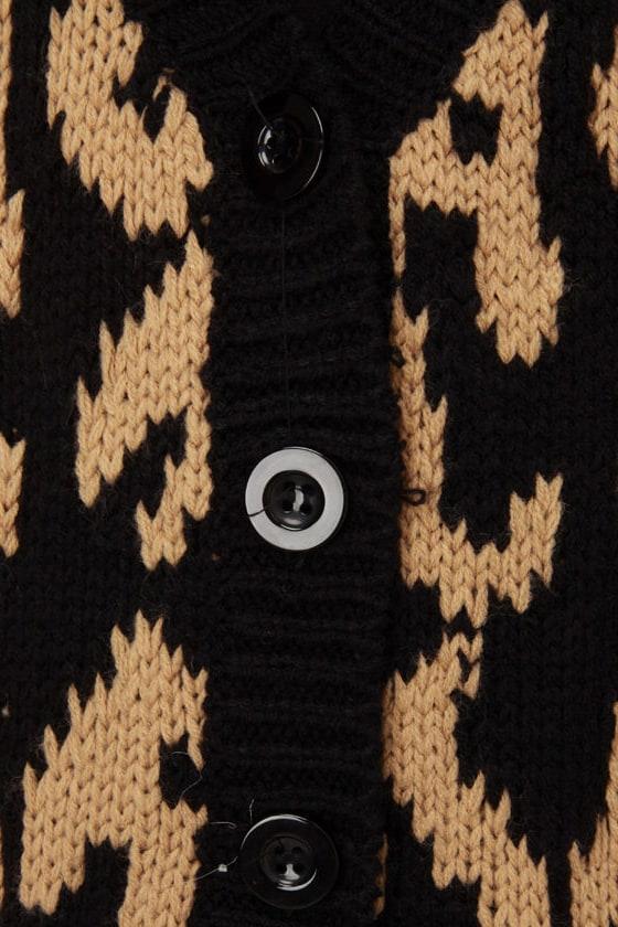 Teacher's Pet Cardigan Sweater