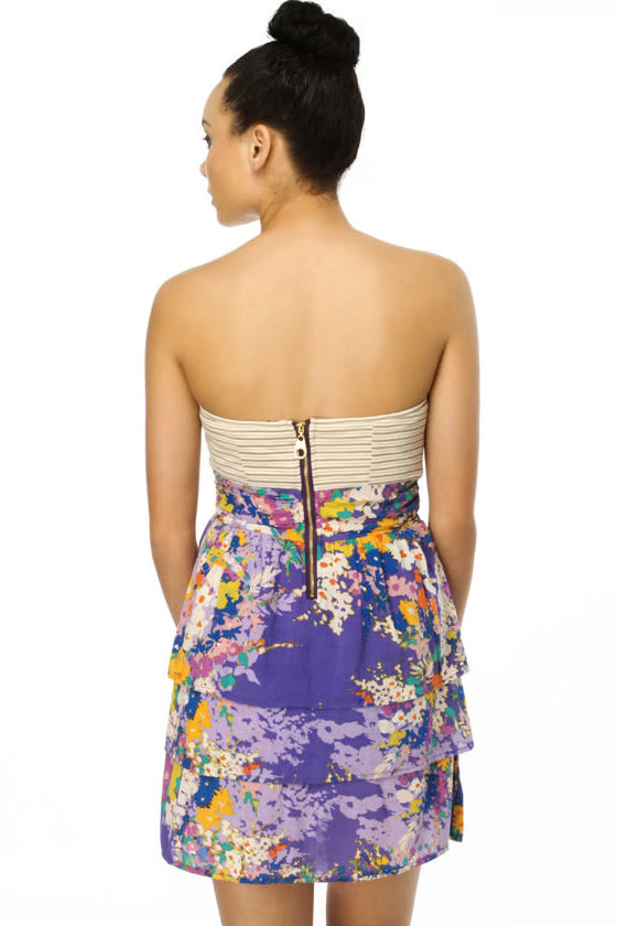 O'Neill Coachella Beauty Bandeau Dress