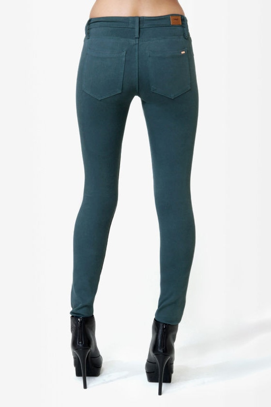 Obey Lean & Mean Indian Teal Jeans